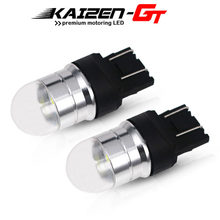 Универсальные автомобильные светодиодсветодиодный лампы T20 W21/5W 7443 3030-SMD для автомобильных стоп-сигналов, парковочных дневных ходовых огней...