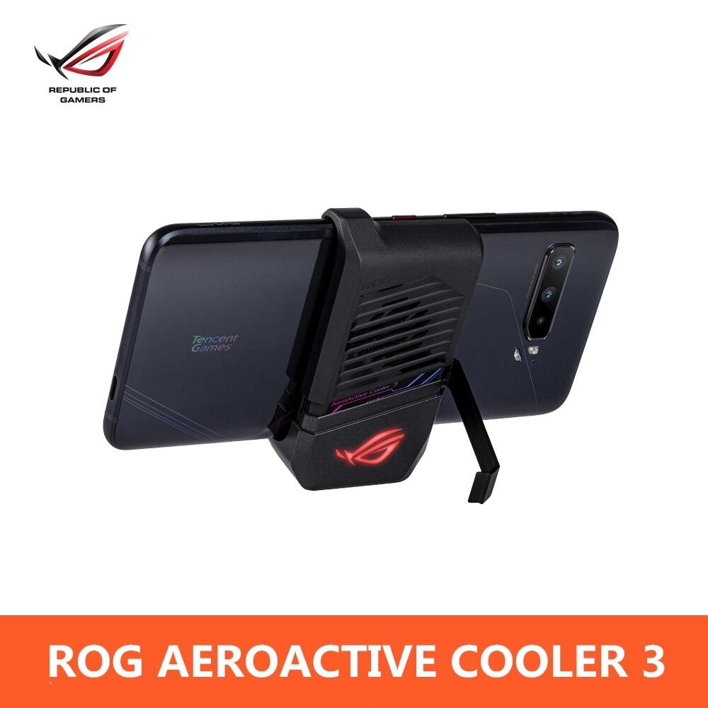 Оригинальный держатель вентилятора охлаждения ASUS ROG Phone 3 Aero Active Cooler 3 игровой адаптер для ASUS ROG 3 Smartpphone