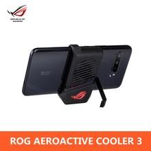 Original asus rog telefone 3 titular ventilador de refrigeração aero ativo cooler 3 adaptador de jogos para asus rog 3 smartpphone