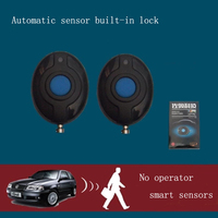 Keyless Entry 3 5m Automatic Sensor Built in Lock Inverter Car Alarm System Auto On/off With 2 Remote Control Car Engine|Burglar Alarm|Automobiles & Motorcycles -