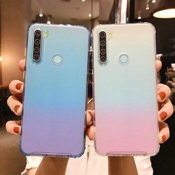 Funda de lujo a prueba de golpes para teléfono Xiaomi Mi Note 10 CC9 9 Lite Redmi Note 9 9S Pro Max 8 8T 8A 7 7A K30 K20 Pro