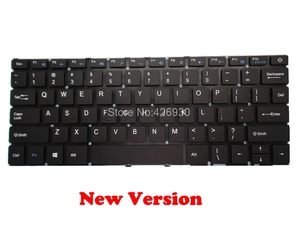 Laptop Keyboard For Jumper For EZBook 3 Pro LB10 English US Black Without Frame(China)