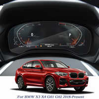 For BMW X3 X4 G01 G02 2018-Present Car Styling Display Film GPS Navigation Screen Glass Protective Film Control of LCD Screen