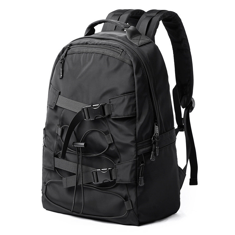 Waterproof Skateboard Backpack Men Skateboard Deck Bag School Bagpack Oxford Textile Travel Laptop Longboard Bag For Skates