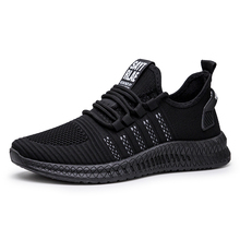 2020 Fashion Men Sneakers Breathable Mesh Running Men's Shoes Comfortable