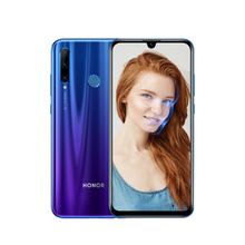 Global version Honor 20 lite LTE mobile Phone 6.21inches 4GB