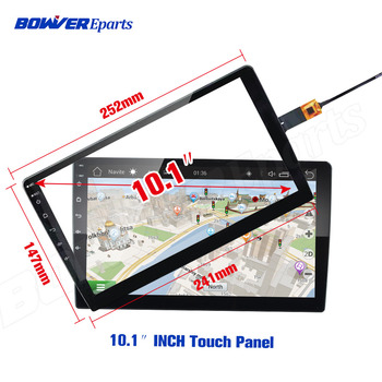 Touch screen panel forTEYES CC2 For LADA X ray Xray 2015 - 2019 Car Radio Multimedia Video Player Navigation GPS Android 8.1 image