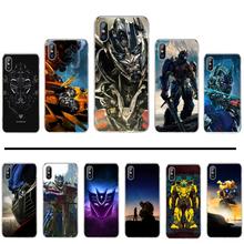 Transformatory TPU czarny telefon skrzynki pokrywa kadłuba dla iphone 4 4s 5 5s 5c se 6 6s 7 8 plus x xs xr 11 pro max tanie tanio BBTHBDNBY CN (pochodzenie) Częściowo przysłonięte etui Urządzenia iPhone Apple IPHONE 4S do Iphone5 Iphone5c Do telefonu iPhone 6
