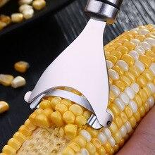 Corn Peeler Premium Stainless Steel Kitchen Tool Corn Cutter Cob Peeler Corn Stripper Kernel Cutter