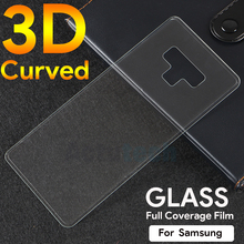 3D Curved Back Cover Screen Protector Protective Film For Samsung Galaxy Note 9 S8 S9 Plus Note 8 Full Cover Tempered Glass screen protection tempered glass film for samsung galaxy note 8 9 s9 s8 plus s7 pet explosion proof film full screen soft film