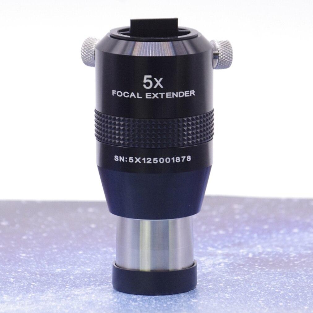 Explore Scientific ES 2X 3X 5X курган 4-х частей супер ахроматические 1,25-дюймовый Барлоу мультипликатор