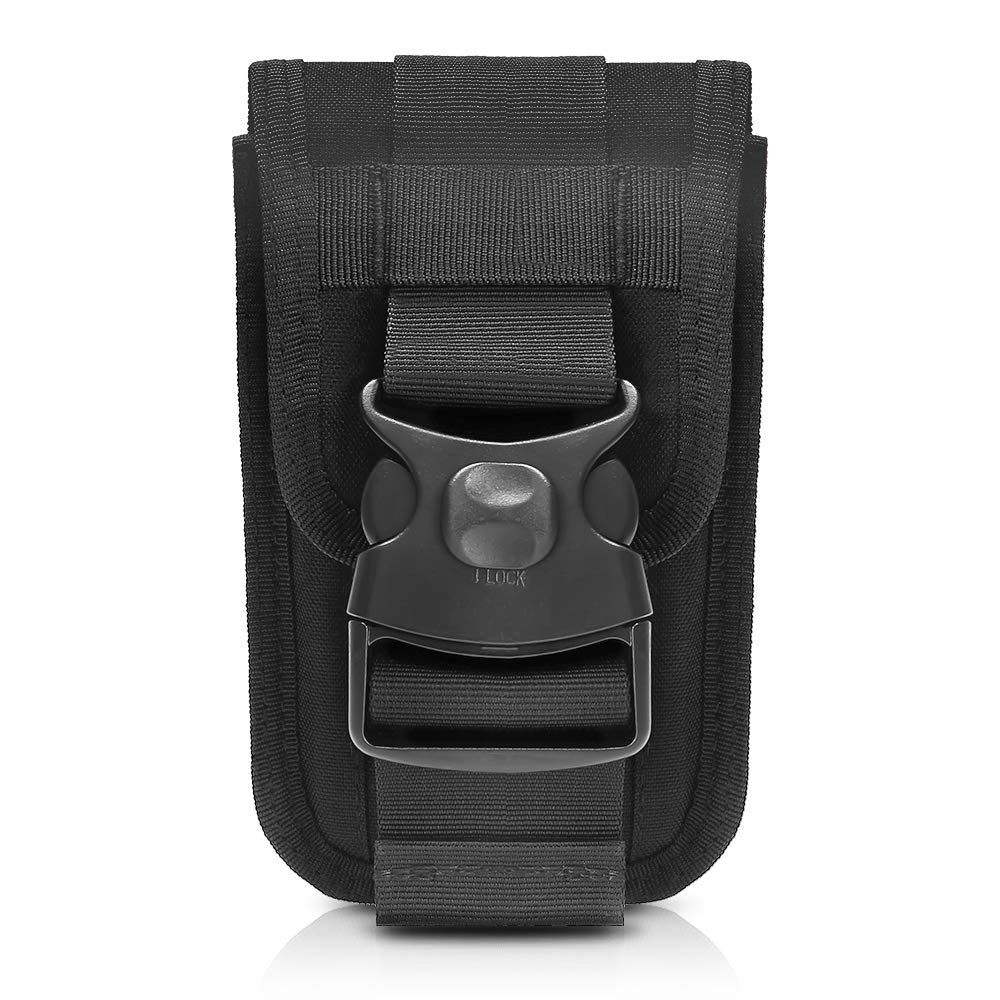 1000D Tactical Phone Bag Molle Army Belt Pouch Waist Fanny Bag Card Carrier Pocket Phone Case Utility Bag for Hunting Shooting|Hunting Bags| |  - title=