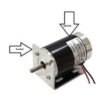 50ZYT78-R двигатель постоянного тока 12 V/24 V небольшой мотор/регулятор скорости вращения постоянного тока мотор/высокоскоростной мотор постоянного тока