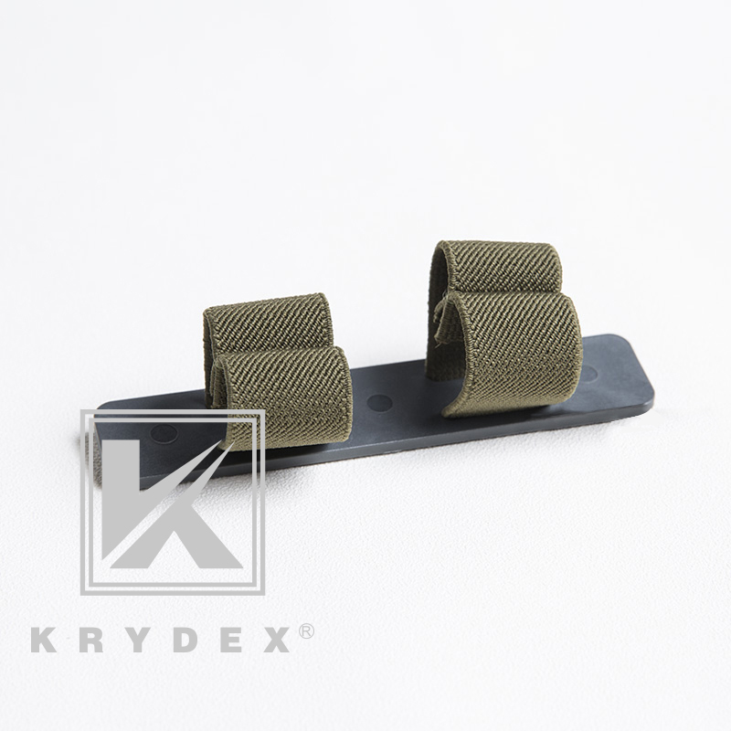 KRYDEX First Aid Tourniquet Holder RG Tactical Outdoor Application TQ Stretch MOLLE Strap For CAT SOF-T NATO Style Tourniquets