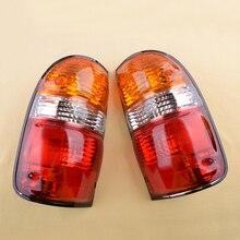 1 paar Auto Hinten Seite Schwanz Bremse Licht Lampe Fit Für Toyota Tacoma 2001 2002 2003 2004 8156004060 TO2801139 8155004060 TO2800139