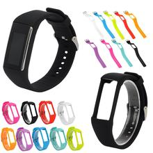 цена на New Arrival Soft Silicone Replacement Watch Strap Wristband For Polar A360 A370 GPS Smart Watch Smart Bracelet Wrist Strap