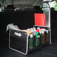 Car Trunk Stowing and Tidying Organizer Box For Mini Cooper R53 R55 R57 R58 R59 R60 R50 Clubman Countryman R52 JCW Paceman F55