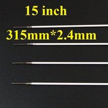 20 peças/lote 315mm(31.5cm) * 2.4 ccfl luzes backlight para 15