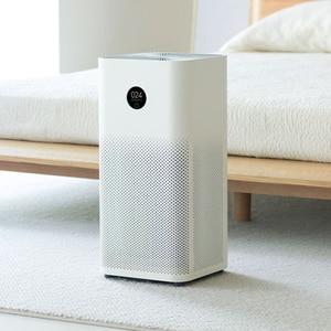 Image 4 - Xiaomi luchtreiniger 3 filter Mi air cleaner Fresh Ozon Voor Thuis auto rook formaldehyde Sterilisator kubus slimme Mi JIA APP Controle