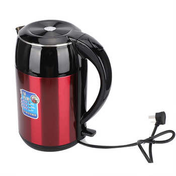 1.8L Stainless Steel Electric Kettle 1800W Automatic Power Off Water Boiler AU Plug 220V 2per lot 4l water heater kettle electric kettle automatic power off 4speed insulation intelligent child lock 304 stainless steel