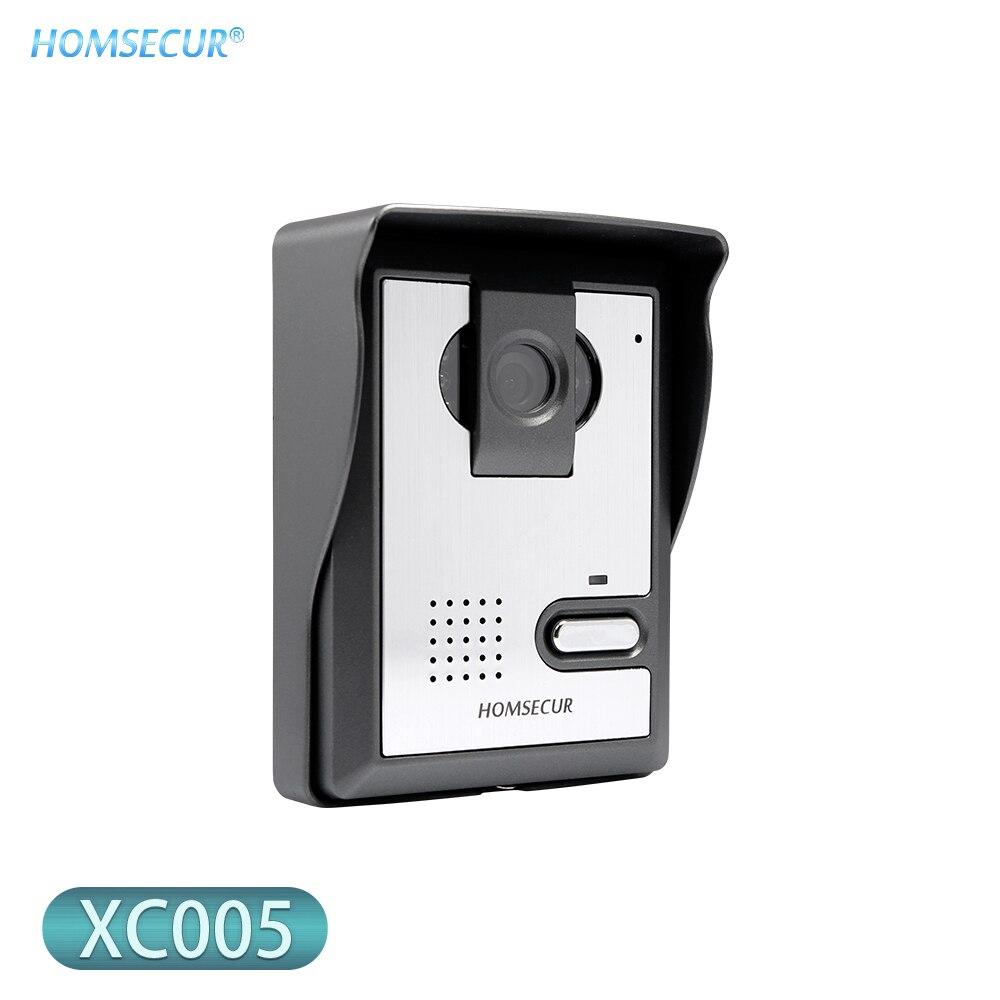 HOMSECUR 700TVLine Outdoor Camera XC005 For Video Door Phone System