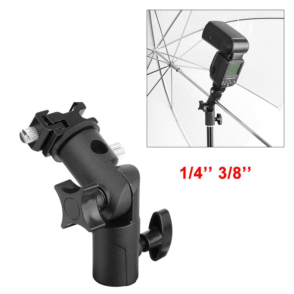 Mbështetëse mbajtëse çadre speedlite mbajtëse mbajtëse dritash - Kamera dhe foto - Foto 1