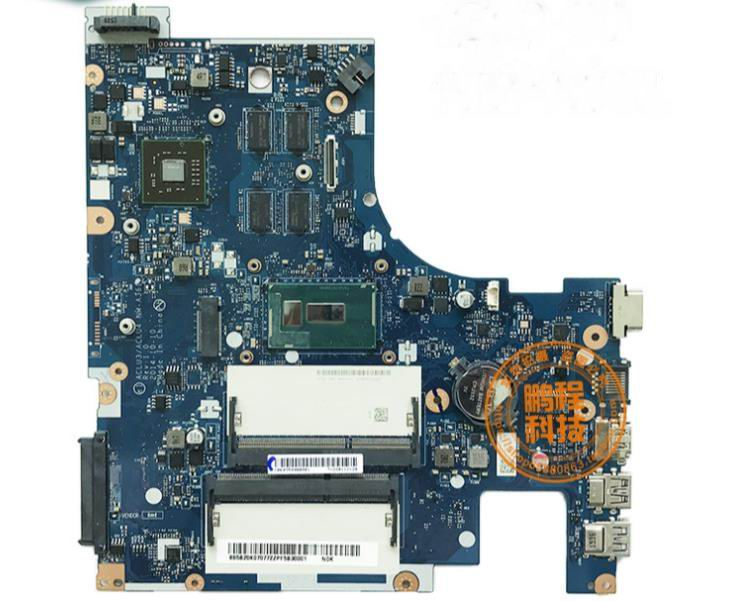 <font><b>NM</b></font>-<font><b>A361</b></font> motherboard for <font><b>Lenovo</b></font> G50-80 ACLU3/ACLU4 <font><b>NM</b></font>-<font><b>A361</b></font> PM laptop motherboard notebook I7-5500 CPU original Test image