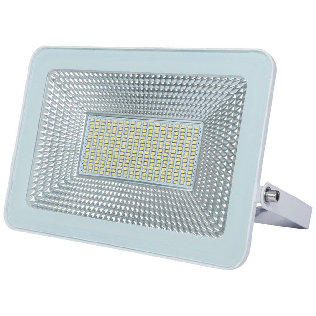 1PCS Ultrathin LED Flood Light 150W IP65 110V/220V LED Spotlight Refletor Outdoor Lighting Wall Lamp Floodlight