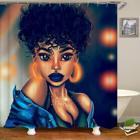 Afro Girl African Am...