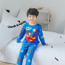 Детские пижамные комплекты; милый Ночной костюм для девочек; детская одежда для сна с героями мультфильмов; детские пижамы; enfant; ночная рубашка для мальчиков; От 3 до 12 лет; одежда для подростков