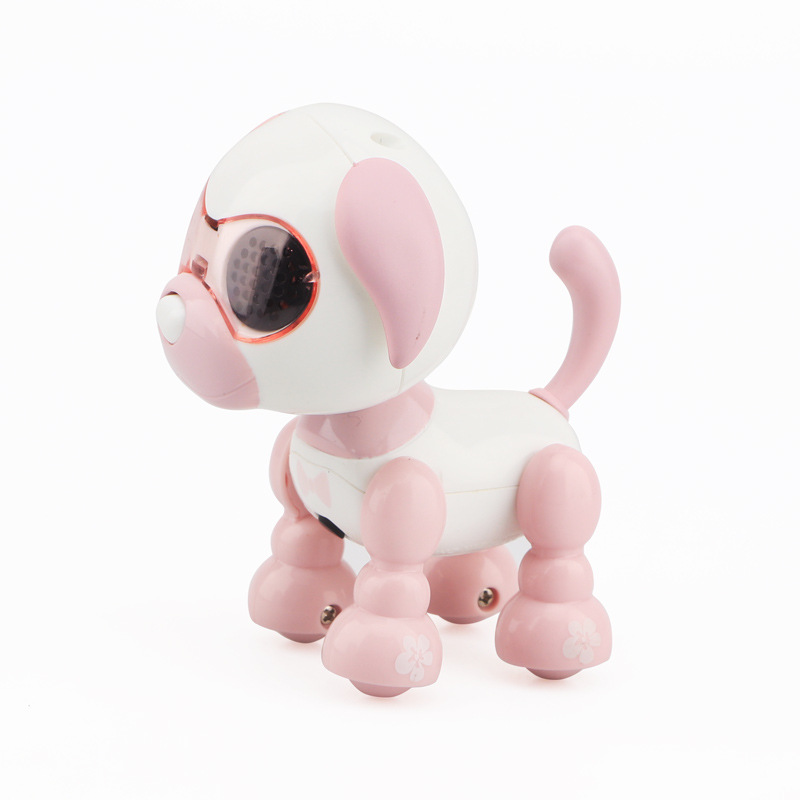 SMART Interactive Robot Dog Touch Sensitive Children Early Childhood Educational Electric Toys Pet Dog Boys And Girls Toy