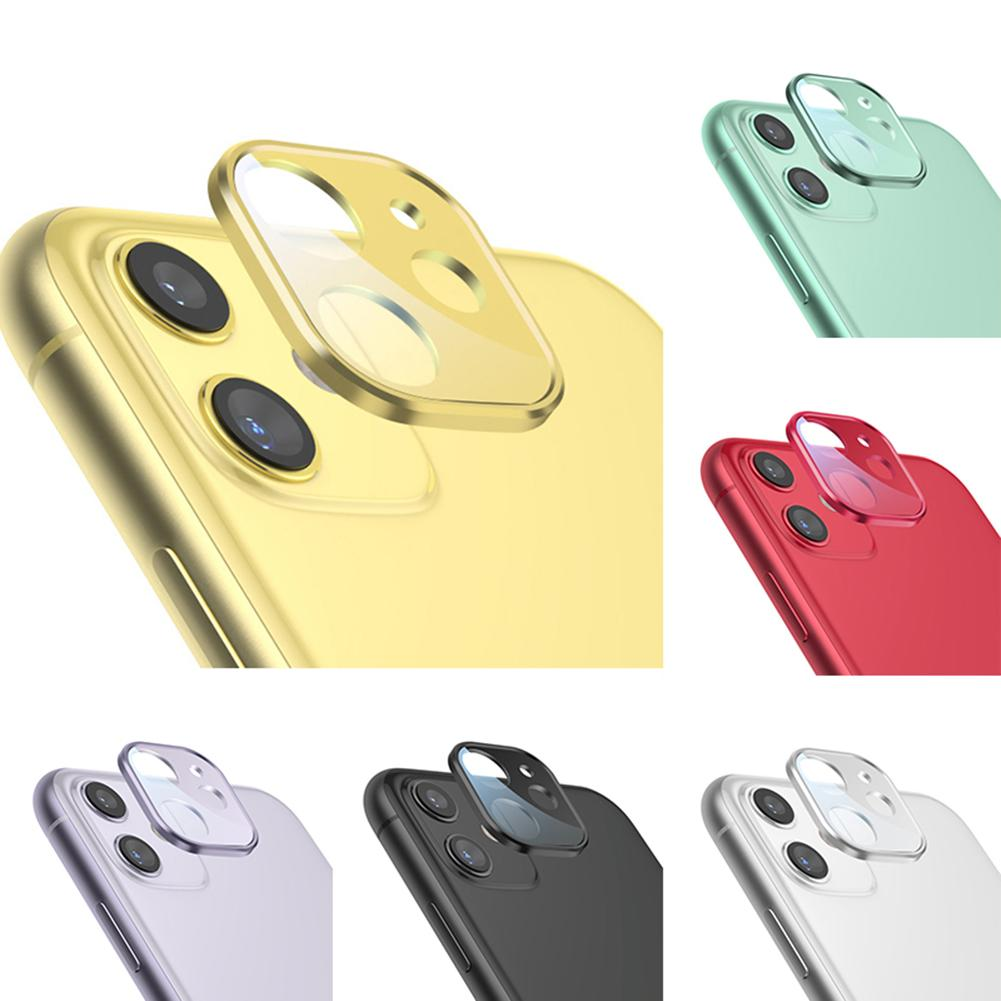 Drop Shipping Dust-proof Phone Rear Camera Lens Protective Film Cover for <font><b>iPhone</b></font> <font><b>11</b></font> Pro Max Back Camera Protector Case <font><b>Sticker</b></font> image