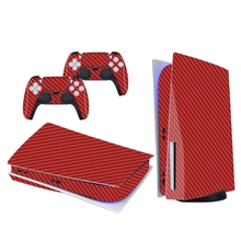 PS5 Disc Edition Skin Sticker Decal for playstation5 Console & 2 Controllers