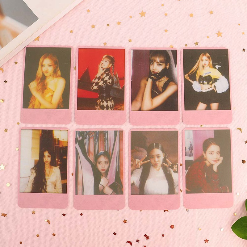 BLACKPINK Album Photo Cards Stationery