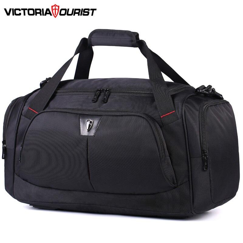 Sac de voyage Victoriatourist hommes femmes sac à bagages sac à main polyvalent pour voyage d'affaires travail loisirs sport sac polyvalent