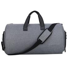 Garment Travel Bag with Shoulder Strap Duffle Bag