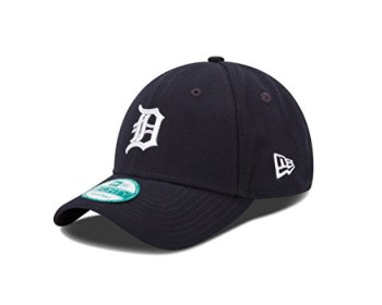 New Era Gorra de béisbol 9FORTY Detroit Tigers Azul Marino cap, baseball caps, cap for men, cap for women, trucker, hip hop, hat