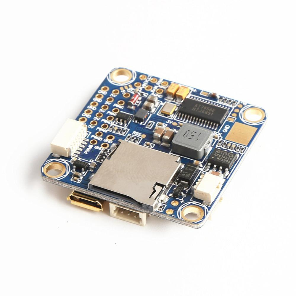 Betaflight Omnibus STM32F4 F4 Pro V3 Flight Controller Built-in OSD Boasting An F4 Processor On-board Betaflight OSD