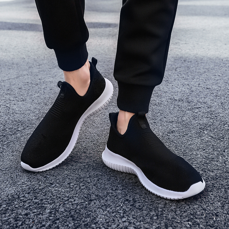 2019 Spring Men Shoes Slip On Men Casual Shoes Lightweight Comfortable Breathable Couple Walking Sneakers Feminino 2019 Spring Men Shoes Slip On Men Casual Shoes Lightweight Comfortable Breathable Couple Walking Sneakers Feminino Zapatos