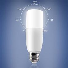 Inteligentna dioda LED żarówka Corn światła E27 20W 15W 10W 5W 220V świeca Led żarówka oszczędność energii ciepłe zimne białe LED Bombilla żyrandol domu grudnia tanie tanio NoEnName_Null CN (pochodzenie) 2700K ~ 6500K FY171 2835 SALON 500-999 lumenów Rohs 100000 Żarówki LED 8-10 ㎡ 3 lat