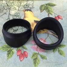 20 шт чашки для глаз стерео микроскоп окуляр щит 32 35 мм резиновые защитные очки Eyecups
