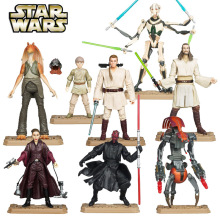 Hasbro Star Wars Doll Model Collections Childrens Toys Darth Vader Obi-Wan Binks Action Figure