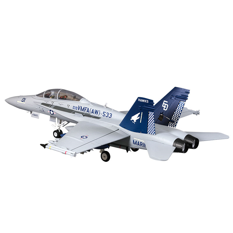 F/A-18 Hornet Fighter Jet Drone