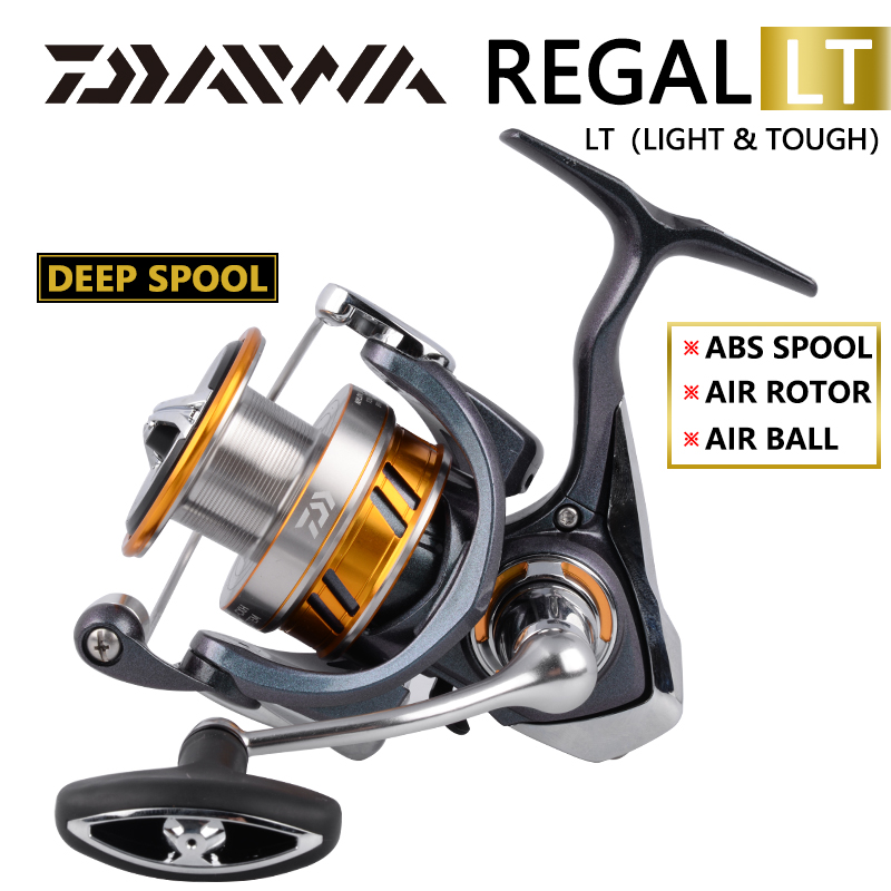 DAIWA REGAL LT Spinning Reel 1
