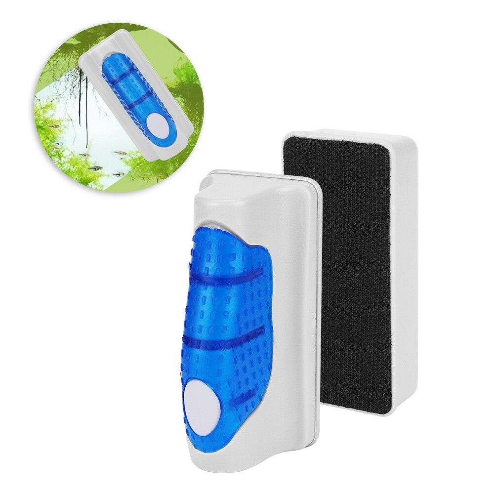 Seven Master магнитный очиститель для аквариума, скребок для водорослей, Магнитная щетка, аквариумные инструменты для аквариума, плавающая щетка
