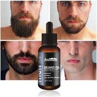 Essence de croissance de cheveux d'huile de barbe pour les produits Anti-perte de cheveux pour le traitement topique