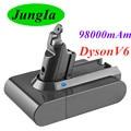 Литий-ионный аккумулятор Dyson dc62, 98000 мАч, 21,6 в, для пылесосов Dyson V6 DC58 DC59 DC61 DC62 DC74 SV07 SV03 SV09