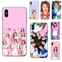 For Xiaomi Redmi Note 3 3S 4 4A 4X 5 5A 6 6A 7 7A K20 Plus Pro S2 Y2 Y3 TPU Phone Cases Covers Twice Girl Group(China)