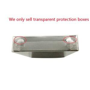 Image 2 - เกมโปร่งใสเก็บกล่องสำหรับ S N K เกมคอนโซลสำหรับ NEO GEO AES พลาสติก PET Protector กล่อง