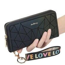 Лидер продаж женский кожаный кошелек модная сумка для телефона